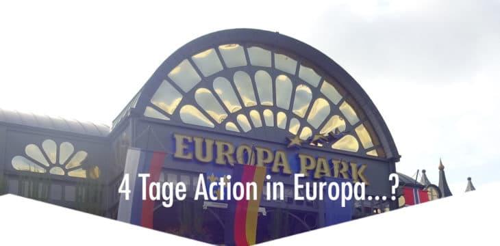 Jetzt anmelden: Busfahrt zum Europapark & nach Straßburg